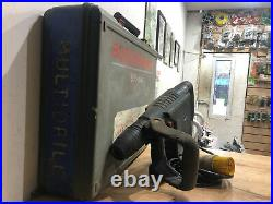 110v Bosch GBH 4 DFE SDS+ Rotary Hammer Drill TESTED with carry case & handle