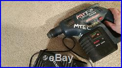 11225VSR Bosch Annihilator 24V Cordless SDS Hammer Drill battery charger bc015