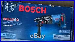 18 v BOSCH bulldog 1 sds plus rotary hammer drill