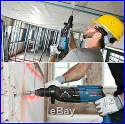 220V Bosch GBH2-28F 850W Hammer Drill Kick Back Vibration Pro Work tool raj