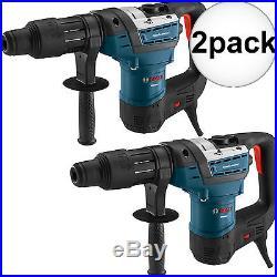 2pk 1-9/16 SDS MAX Rotary Hammer Drill RECON Bosch Tools RH540M