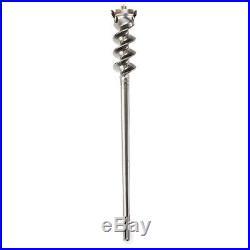 3-Cutter Hammer Drill Bit 2-1/2 x 24L, SDS Max BOSCH HC6521