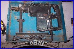 BOSCH 11220EVS ELECTRIC ROTARY HAMMER DRILL 115 VAC 950 WATT 1-1/2 SPLINE With CA