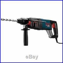 BOSCH 11255VSR SDS-Plus Rotary Hammer Drill Kit, 7.5A@120V, Bulldog