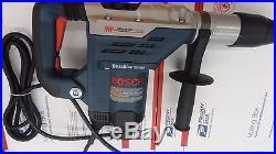 BOSCH 11264EVS KEYLESS ROTARY HAMMER DRILL 1-5/8, 13amp, SDS-Max