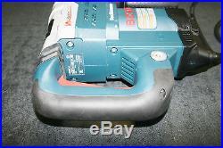 BOSCH #11264EVS KEYLESS ROTARY HAMMER DRILL, 1-5/8, 13amp, SDS-Max EXC COND