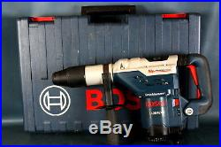 BOSCH 11264EVS SDS Max Rotary Hammer Combination 13A 120V with Case