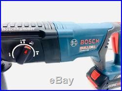 BOSCH 18V GBH18V-26D Brushless SDS-plus Bulldog Rotary Hammer Drill & Case