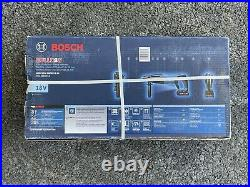 BOSCH Bulldog 18V Cordless Rotary Hammer Drill + Battery + Charger GBH18V-26DK15