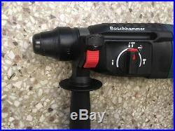 BOSCH GBH18V-26DK15 18V EC Brushless Cordless SDS- Bulldog 1 HAMMER DRILL NEW
