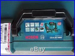 BOSCH GBH18V-EC BRUSHLESS 18V LITHIUM Li-ion 4MODE SDS HAMMER DRILL 3X4.0Ah KIT