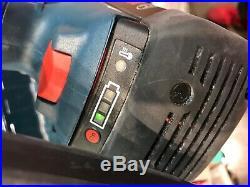 BOSCH GBH36V-EC BRUSHLESS SDS HAMMER DRILL, 36 VOLT CORDLESS 2 Batteries Case