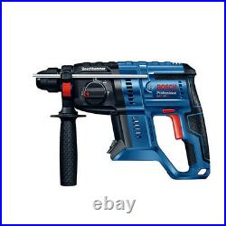 BOSCH GBH 180-LI New Lithium Brushless Hammer 18V Percussion Drill (bare metal)