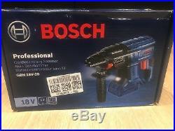 BOSCH GBH 18 V-20 SDS plus 3 function hammer drill Bare Unit