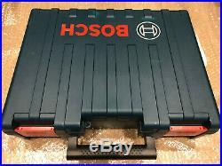 BOSCH GBH 18 V-20 SDS plus 3 function hammer drill inc 2 x 4.0Ah Batts Box