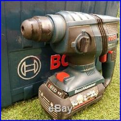 BOSCH GBH 36V-Li Compact Hammer Drill & 1x Battery 36v. GWO. FREE P&P'2013