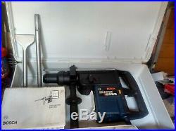 BOSCH GBH 5-40 DCE SDS MAX VARIABLE SPEED HAMMER DRILL BREAKER 110v VGC