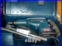 BOSCH GBH 7-46 DE SDS MAX COMBI HAMMER DRILL BREAKER DRILL 110v 1350w 7kg