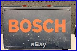 BOSCH HAMMER DRILL 11245EVS Used in Good condition Works Great With Case & Bits
