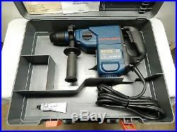 BOSCH HAMMER DRILL BOSCHHAMMER 11236VS SDS-PLUS CORDER ROTARY DRILL With CASE