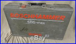 BOSCH HAMMER DRILL MOD 0611231739 11231 EVS Item# 5175