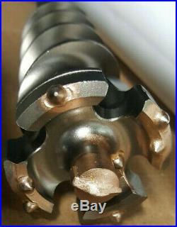 BOSCH HC6511 Carbide 3-Cutter Hammer Drill Bit 2-1/8 x 24L, SDS Max