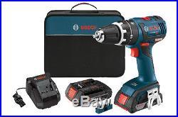 Bosch Hds182-02 18v 1/2 Cordless Hammer Drill Driver Li-ion New Brushless