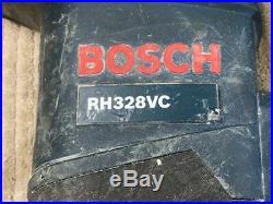 BOSCH RH328VC ROTARY HAMMER DRILL CORDED 120 V 60 Hz Free Shipping