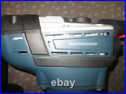 BOSCH RH540M 12 Amp 1-9/16 in SDS-Max Combination Concrete HAMMER DRILL USED