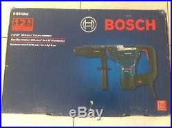 BOSCH RH540M 1-9/16 SDS-Max Corded Rotary Hammer Drill NIB