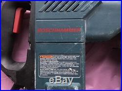 Bosch Rotary Hammer/drill