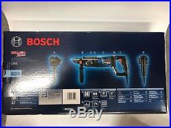 BOSH Bulldog Xtreme 1 in. Rotary Hammer Drill 1155VCR