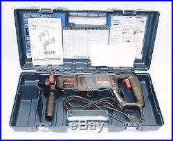 BRAND NEW BOSCH Bulldog Xtreme SDS PLUS 11255VSR Rotary Hammer Drill Corded