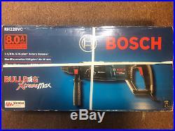 BRAND NEW, SEALED Bosch 1-1/8 SDS-plus Rotary Hammer Drill RH228VC 8.0 Amp