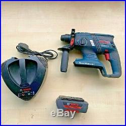 BRUSHLESS Bosch GBH 36 V-EC Professional 36v Cordless Rotary SDS Hammer Drill