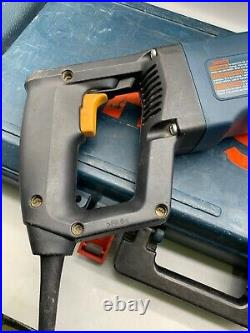 Bosch 11224VSR Rotary Hammer Drill with Case USED (TT78)