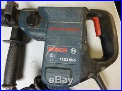 Bosch 11236VS SDS Plus Hammer Drill Boschhammer Made in GERMANY