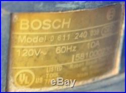 Bosch 11240 120V 10A Hammer Drill