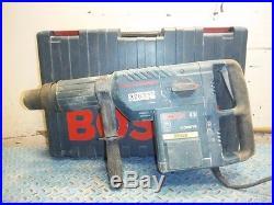 Bosch 11245evs Sds Max Combination Rotary Demolition / Breaker Hammer Drill