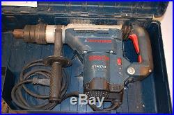 Bosch 11248EVS 1-9/16 in. 11 Amp Spline Variable-Speed Combination Hammer Drill