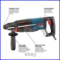 Bosch 11255VSR 1 In. SDS-plus Bulldog Xtreme Rotary Hammer