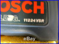 Bosch 11255vsr 1 Sds-plus Rotary Hammer, Preowned, Hilti Te 2, Fast Shipping
