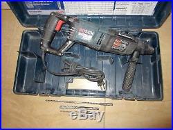 Bosch 11255vsr Sds Plus Rotary Chisel Chipping Demo Hammer Drill Hammerdrill Bit