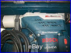 Bosch 11264EVS 1-5/8 Corded Rotary Hammer Drill NR! NR