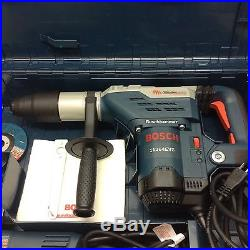 Bosch 11264EVS SDS Corded Rotary Hammer Drill With Bosch Angle Grinder