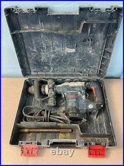 Bosch-11321EVS SDS-max Demolition Hammer with Case + Bit