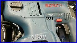 Bosch 11524 24v Volt Cordless Rotary Hammer Drill Masonry Concrete 36v SDS-Plus