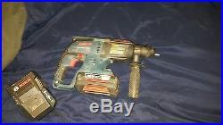 Bosch 11536C-2 36V Li-Ion 3/4 Cordless Rotary Hammer Drill