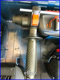 Bosch 11536c-1 36v 3/4 Sds+ Rotary Hammer, Brand New, Free Bits & Chisels
