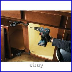 Bosch 18V 4.0 Ah 1/2 in. Hammer Drill Kit HDS181A-01-RT Certified Refurbished